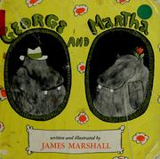 Cover of: George and Martha by James Marshall