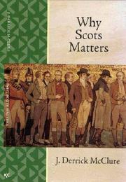 Cover of: Why Scots matters
