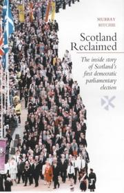 Cover of: Scotland reclaimed