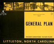 General plan, Littleton, North Carolina