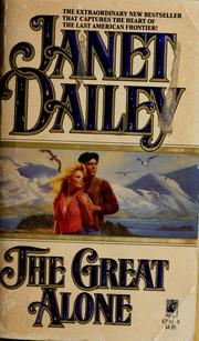 Cover of: The Great Alone | Janet Dailey