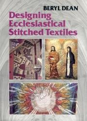 Designing Ecclesiastical Stitched Textiles