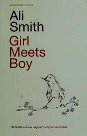 Cover of: Girl meets boy | Ali Smith