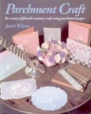 Cover of: Parchment Craft (Country Crafts)