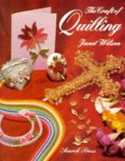 Cover of: The Craft of Quilling