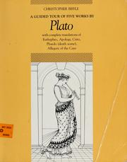 Cover of: A guided tour of five works by Plato | Plato, Christopher Biffle