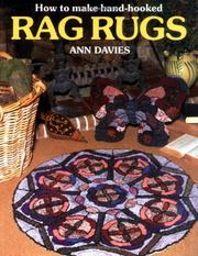 Cover of: How to Make Hand-Hooked Rag Rugs