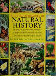 Cover of: The golden treasury of natural history | Bertha Morris Parker
