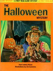 Cover of: The halloween mystery | Joan Lowery Nixon