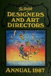 British Design and Art Direction 1987
