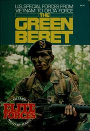 Cover of: The Green Beret | Adrian J. English