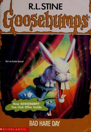 Cover of: Bad hare day by R. L. Stine