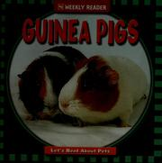 Cover of: Guinea pigs | JoAnn Early Macken
