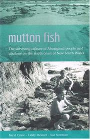 Cover of: Mutton Fish | Beryl Cruse