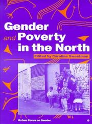 Cover of: Gender and poverty in the North
