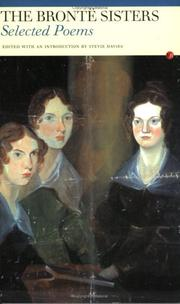 Cover of: Bronte Sisters: Wuthering Heights; The Tenant of Wildfell Hall; Jane Eyre (Treasury of World Masterpieces)