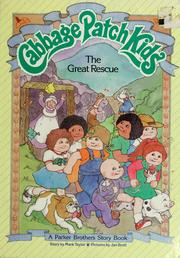 Cover of: The great rescue by Taylor, Mark