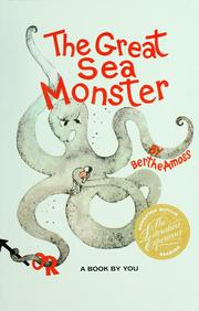 Cover of: The great sea monster | Berthe Amoss
