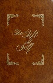 Cover of: The gift of self | Marion D. Hanks