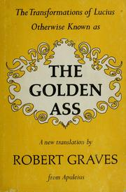 Cover of: The golden ass. | Apuleius