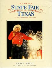 Cover of: The great State Fair of Texas | Nancy Wiley