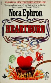 Cover of: Heartburn | Nora Ephron