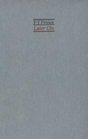 Cover of: Later on