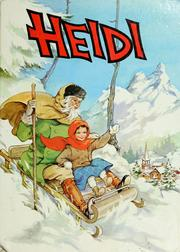 Cover of: Heidi | Rene Cloke