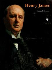 Cover of: Henry James | Harry T. Moore