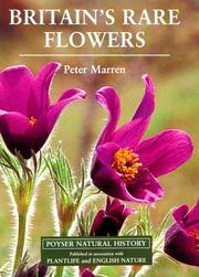 Cover of: Britain's Rare Flowers
