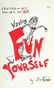 Having fun being yourself