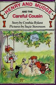Cover of: Henry and Mudge and the careful cousin |
