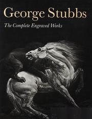 Cover of: George Stubbs | C. A. Lennox-Boyd