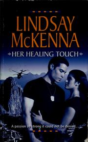 Cover of: Her healing touch | Philip Lindsay