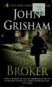 Cover of: The broker | John Grisham