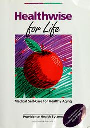 Cover of: Healthwise for life | Molly Mettler