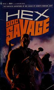 Cover of: Doc Savage. # 37. | William G. Bogart [Kenneth Robeson]
