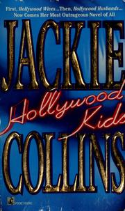 Cover of: Hollywood kids | Jackie Collins
