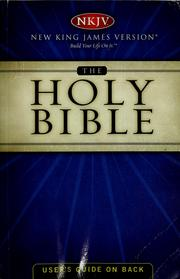 Cover of: The Holy Bible |