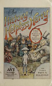 Cover of: The history of helpless Harry | Avi