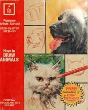 Cover of: How to draw animals | Cortina Famous Schools Staff