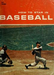 Cover of: How to star in baseball | Herman L. Masin
