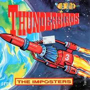 Cover of: The Imposters (Thunderbirds Picture Storybooks) | Aisling O'Hagan