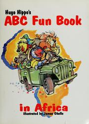 Hugo Hippos ABC fun book in Africa