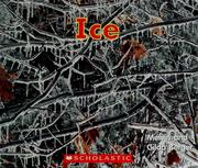 Cover of: Ice | Melvin Berger