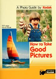 Cover of: How to take good pictures | Martin L. Taylor