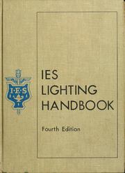 Illuminating engineering society lighting handbook pdf