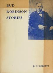 Cover of: Bud Robinson stories, sketch | C. T. Corbett