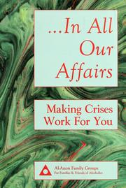--In all our affairs by Al-Anon Family Group Headquarters