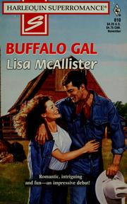 Cover of: Buffalo Gal | Lisa McAllister